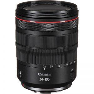 Lente Canon RF 24 105mm f/4L IS USM