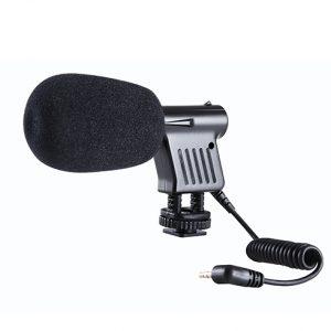 Microfone BOYA BY-VM01